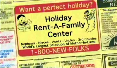 Rent-A-Family