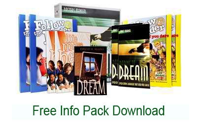 Daring to Dream Again Info Pack (Download)