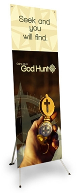 God Hunt - Sermon Resources Banner