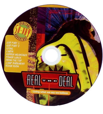 The Real Deal EdgeTV Video DVD