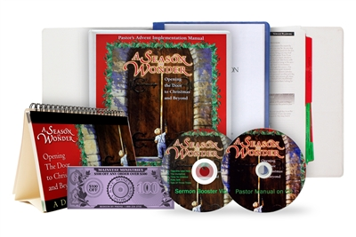 A Season of Wonder Deluxe Campaign Kit Christmas Sermon Series