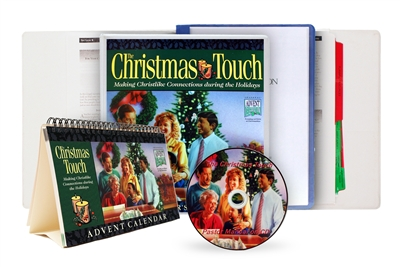 The Christmas Touch Sermon Series Basic Preacher's Kit