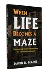 When Life Becomes a Maze by Dr David R Mains