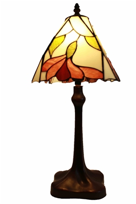 Tiffany Lamp | Tiffany Table Lamp | Seriena Tiffany Lamp | Tiffany lamp with Lily Flower Design Zinc Base  | modern lamp shades | modern table lamps | modern table lamp | modern lamps |Glass Lamp | Living Room Lamps
