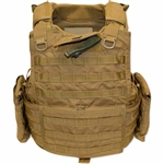 AT Armor Releasable Armor Carrier (RAC)