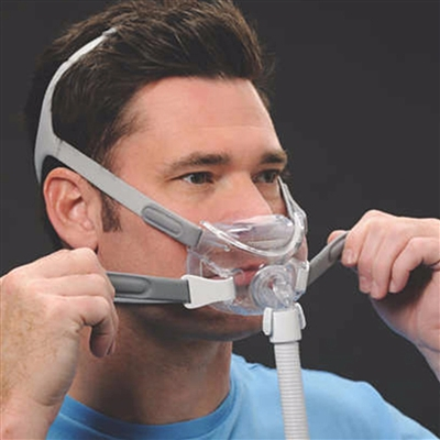 Respironics Amara Full Face Mask and Headgear