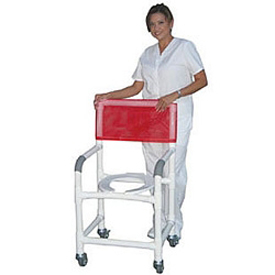 MJM PVC Shower Chair - 118-3