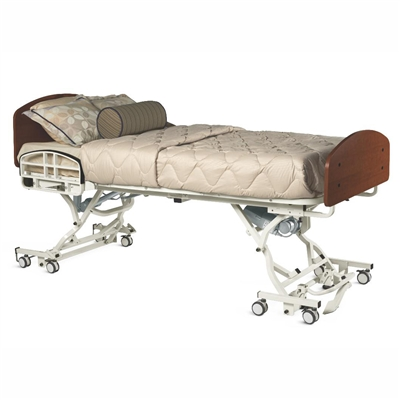 Medline Alterra 1385 Hi-Low Hospital Bed Package