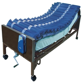 "Drive Medical 5"" Med Aire Low Air Loss Mattress Overlay"
