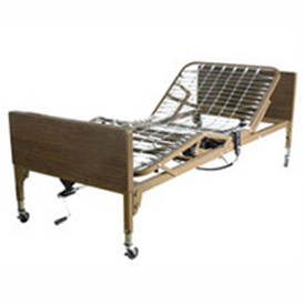 Drive Medical Ultra Light Semi-Electric Frame Bed