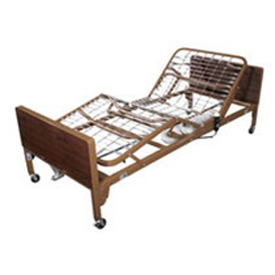 Drive Medical Ultra Light Full-Electric Frame Bed