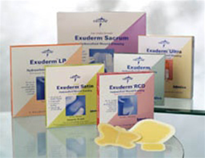Medline Exuderm