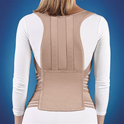 Braces to Help With Posture Form Posture Control Brace