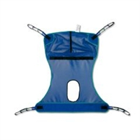Alliance Mesh Full Body Sling with Commode Opening