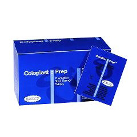 Coloplast Assura Skin Barrier Prep Wipes