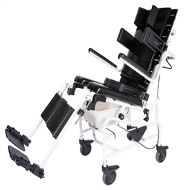 Tilt In Space Plus Shower/Commode Chair