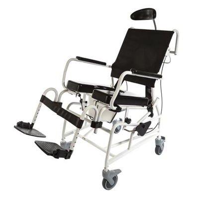 Activeaid 285 Tilt In Space Shower/Commode Chair