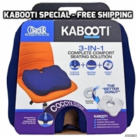 Contour Kabooti Ring Cushion