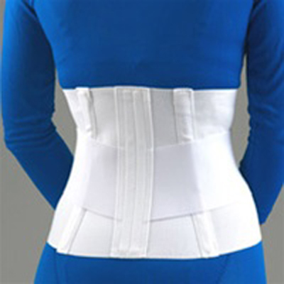 FLA Orthopedics Lumbar Sacral Support w/ Abdominal Belt