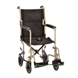 Nova Steel Transport Chair 319