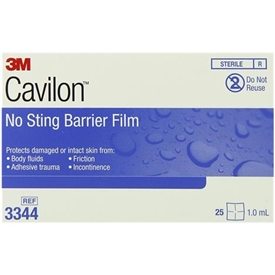 33M Cavilon No-sting Barrier Film - 3 ml Swab