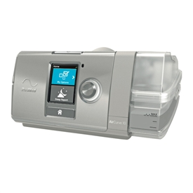 AirCurve 10 S BiLevel Machine with HumidAir Heated Humidifier