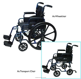 ProBasics K4 Transformer Wheelchair
