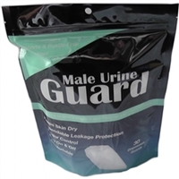 Male Urine Guard, JMP Absorbent Incontinence Pouch