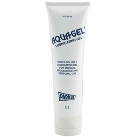 AquaGel Lubricating Gel 5oz Waterbased