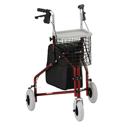Nova Traveler 3-wheel Rollator