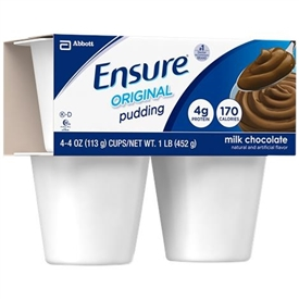 Ensure Pudding - 4 oz cups