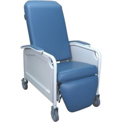 Winco 5861 and 5851 LifeCare Geriatric Chair 3 Position