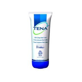 TENA Skin-Caring Cleansing Cream Tube