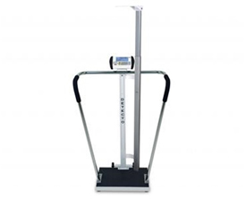 Detecto 6854DHR Bariatric Height Rod Scale