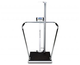 Detecto 6857DHR High Capacity Height Rod Scale