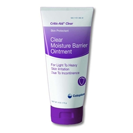 Critic-Aid Clear Moisture Barrier Ointment