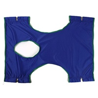 Invacare Basic Sling w/Commode - 9043