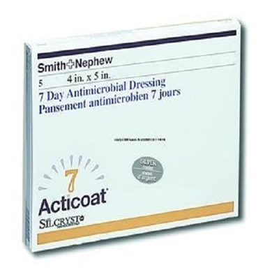 Acticoat 7 Antimicrobial Silver Dressing