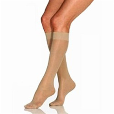 Activa Ultra-Sheer Knee High, 9-12 MM HG, H13