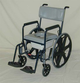 ActiveAid 480-24 Stainless Steel Shower Chair