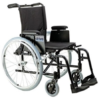 Drive Medical Cougar Folding Wheelchair