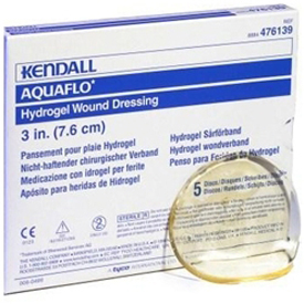 Aquaflo Hydrogel Transparent Dressing