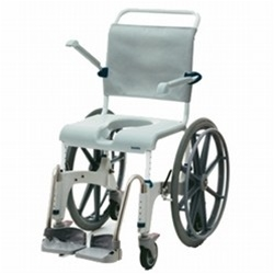 Aquatec Ocean SP Shower/Commode Wheelchair