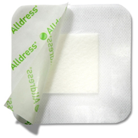 Alldress All-In-One Absorbent Wound Dressing