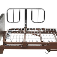 Invacare Bariatric Half Length Bed Rails