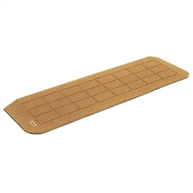 PVI BigHorn Rubber Threshold Ramp
