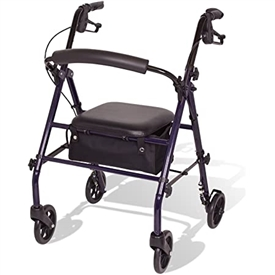 Carex Step N' Rest Rollator