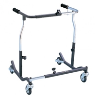 Drive Bariatric Safety Roller, Black #CE1000XL