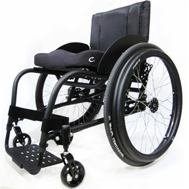 Eclipse Ultralight Wheelchair by Colours