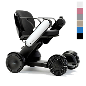 WHILL Model Ci, Travel Electric Wheelchair